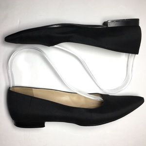 Michael Kors black point toe flats FREE w purchase
